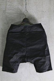 画像2: INCARNATION / 11486-6302 W.POCKET SARROUEL SHORT PANTS (2)