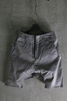 画像1: INCARNATION / 11486-6302 W.POCKET SARROUEL SHORT PANTS (1)