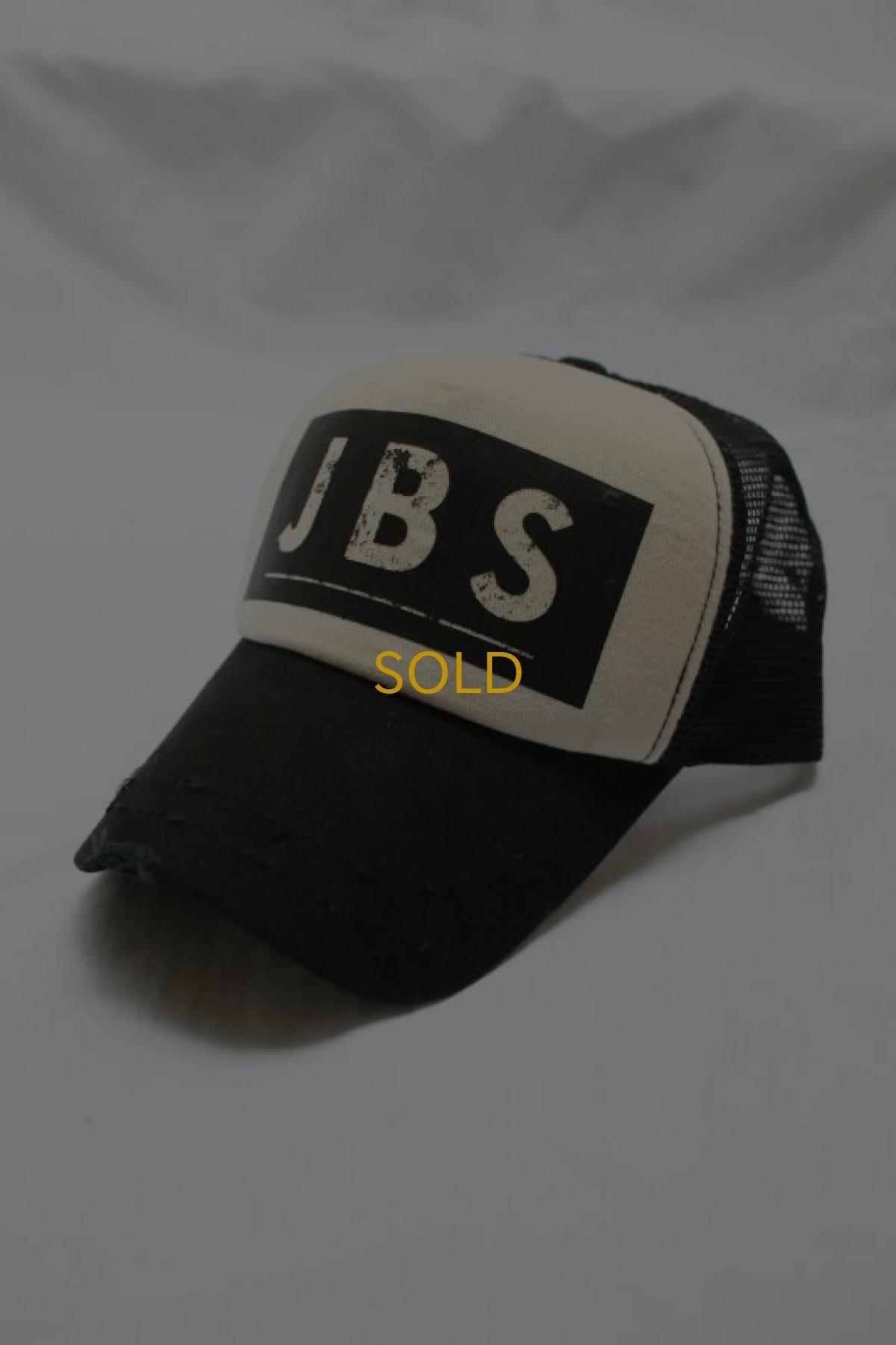 """画像1: WR-7304 """"JBSF"""" / OLD STONE BASEBALL CAP (1)"""