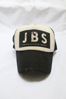 """画像2: WR-7304 """"JBSF"""" / OLD STONE BASEBALL CAP (2)"""