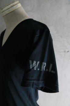 画像4: OLD GT / WR-7305 / OLD MIND STER / Fine Jersey Light V-Neck W.R.L T-Shirts (4)