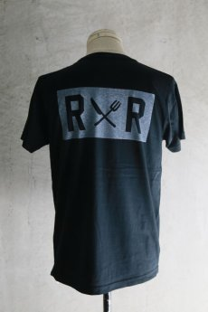 "画像2: WR-7301 ""RRKT"" / RRK Fine Jersey Light U-Neck Tシャツ (2)"