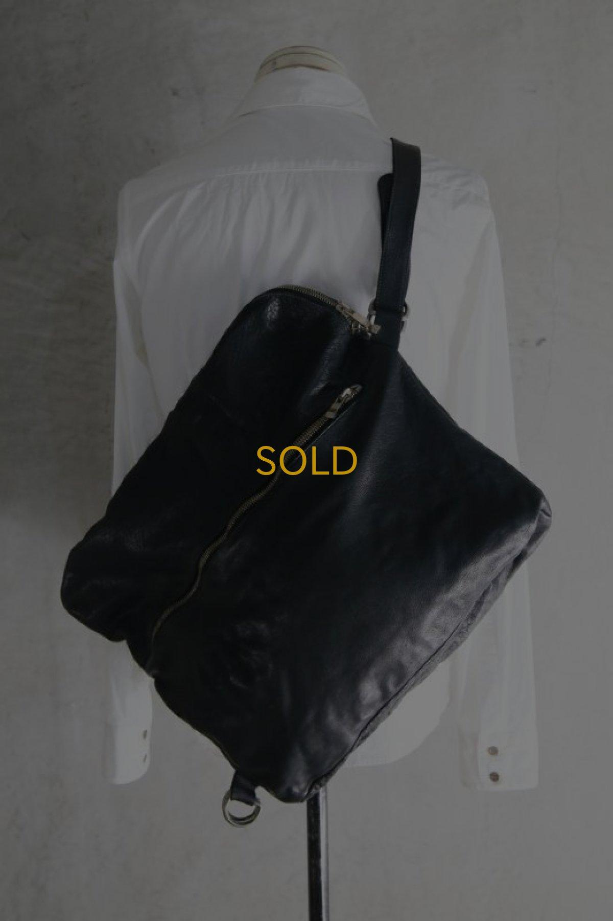 画像1: incarnation / インカネーション /  31512-9171 BUFFALO LEATHER 3WAY SHOULDER BAG (1)
