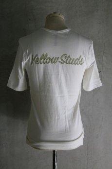 画像2: 003_72_YEST / Yellow Studs コラボレーションTシャツ (2)