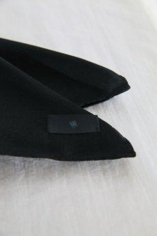 画像4: Black Bird Tailor /  BN-4101 / LETTEL LEAF / SOLID TIE & CHIEF (4)
