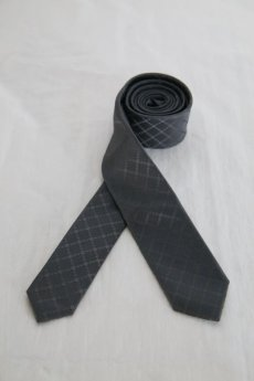 画像2: Black Bird Tailor / BN-4102 / PINION / GEOMETRIC TIE & CHIEF (2)