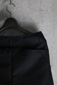 画像6: incarnation LINEA_F / インカネーション リネアエフ /  MMXVII-X630 W.POCKET SARROUEL SHORT UNLINED (6)