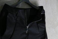 画像5: incarnation LINEA_F / インカネーション リネアエフ /  MMXVII-X630 W.POCKET SARROUEL SHORT UNLINED (5)