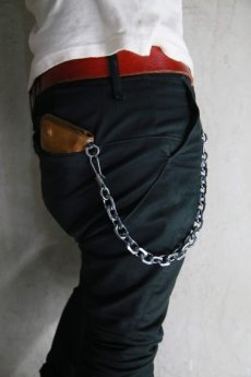 画像6: Thee OLD CIRCUS ''Old Number'' / 714 / RADIAL / Short Wallet Chain (6)