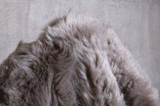 画像13: incarnation / インカネーション /  31591-41130 SHEEP SHEALING CARVED ZIP SPIRAL ARM BLOUSON (13)