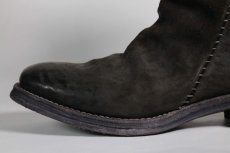 画像11: incarnation / インカネーション /  31613V-7355 HORSE BUTT BACK ZIP HAND STICH LINED LEATHER SOLES (11)