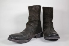 画像3: incarnation / インカネーション /  31613V-7355 HORSE BUTT BACK ZIP HAND STICH LINED LEATHER SOLES (3)