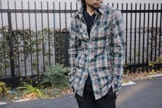画像14: incarnation / インカネーション / 11873-3352 COTTON80% POLYESTER20% SHIRT BD #2 UNLINED (14)