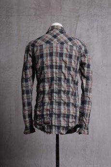 画像13: incarnation / インカネーション / 11873-3352 COTTON80% POLYESTER20% SHIRT BD #2 UNLINED (13)