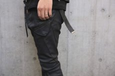 画像14: incarnation / インカネーション / 11882-6412 COTTON93% RUBBER5% ELASTANE2% PANTS SARROUEL CARGO (14)