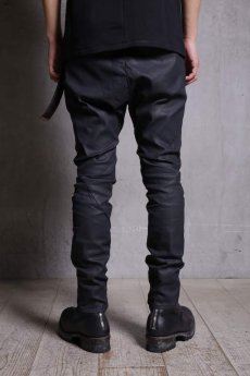画像4: incarnation / インカネーション / 11882-6412 COTTON93% RUBBER5% ELASTANE2% PANTS SARROUEL CARGO (4)