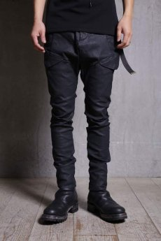 画像3: incarnation / インカネーション / 11882-6412 COTTON93% RUBBER5% ELASTANE2% PANTS SARROUEL CARGO (3)