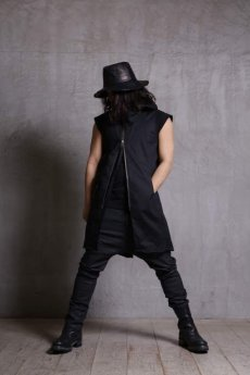画像15: incarnation / インカネーション / 11882-6412 COTTON93% RUBBER5% ELASTANE2% PANTS SARROUEL CARGO (15)