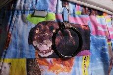 画像9: JUVENILE HALL ROLLCALL / ジュヴェナイルホールロールコール / 1266 / DISTOPIA PRINT SHORT PANTS (9)