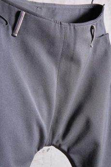 画像7: Linea_f by incarnation / インカネーション リネアエフ / MMXIX-6460C / SELVEDGE CROPPED FLAT PANTS (7)