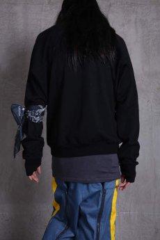 画像5: JUVENILE HALL ROLLCALL / ジュヴェナイルホールロールコール / 1368 / MOCK NECK BANDANA SLEEVE CUTSAWN (5)
