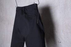 画像12: incarnation / インカネーション /  31971-6460 COTTON×ELASTANE FLAT PANTS (12)