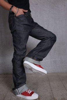 画像12: JUVENILE HALL ROLLCALL / ジュヴェナイルホールロールコール / 1324 / BONTAGE BOOTS CUT DENIM PANTS (12)
