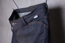 画像5: JUVENILE HALL ROLLCALL / ジュヴェナイルホールロールコール / 1324 / BONTAGE BOOTS CUT DENIM PANTS (5)