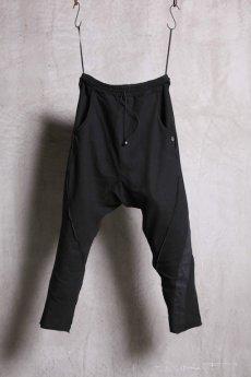 画像1: Nostra Santissima / ノストラ サンティッシマ / P16 Strech Jersey Sarrouel Pants (1)