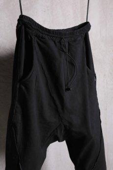 画像4: Nostra Santissima / ノストラ サンティッシマ / P16 Strech Jersey Sarrouel Pants (4)