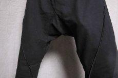画像5: Nostra Santissima / ノストラ サンティッシマ / P16 Strech Jersey Sarrouel Pants (5)