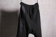画像6: Nostra Santissima / ノストラ サンティッシマ / P16 Strech Jersey Sarrouel Pants (6)