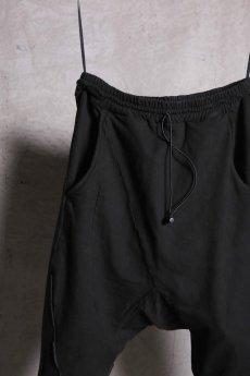画像3: Nostra Santissima / ノストラ サンティッシマ / P16 Strech Jersey Sarrouel Pants (3)