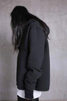 画像8: Nostra Santissima / ノストラ サンティッシマ / F14 PU Hooded Pullover (8)