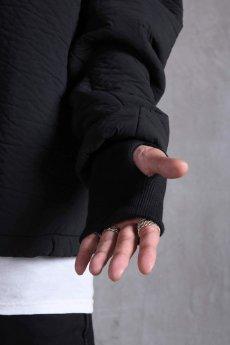 画像12: Nostra Santissima / ノストラ サンティッシマ / F14 PU Hooded Pullover (12)