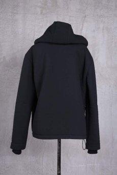 画像2: Nostra Santissima / ノストラ サンティッシマ / F14 PU Hooded Pullover (2)