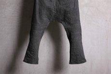 画像11: Nostra Santissima / ノストラ サンティッシマ / P04 Drop Clocth Denim Pants  (11)