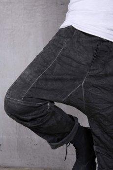 画像9: Nostra Santissima / ノストラ サンティッシマ / P04 Drop Clocth Denim Pants  (9)