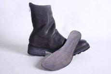画像15: incarnation / インカネーション /  11913R-7155 HORSE BUTT BACK ZIP ONE PIECE LINED VIBRAM SOLES -EDEN Exclusive- (15)