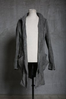 画像18: incarnation / インカネーション / 32072-5322 / ZIP FRONT W/POKET COAT UNLINED (18)