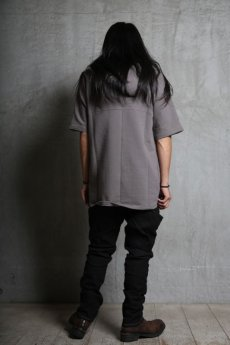 画像14: incarnation / インカネーション / 32085-3400 / CUT & SAWN CUT HOODED RAGLAN #2 SHORT SLEEVE (14)