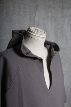 画像7: incarnation / インカネーション / 32085-3400 / CUT & SAWN CUT HOODED RAGLAN #2 SHORT SLEEVE (7)