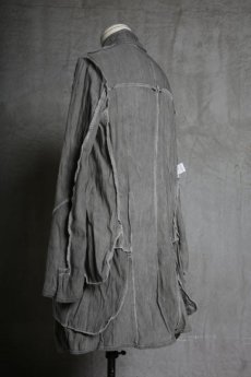 画像20: incarnation / インカネーション / 32072-5322 / ZIP FRONT W/POKET COAT UNLINED (20)