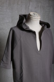 画像6: incarnation / インカネーション / 32085-3400 / CUT & SAWN CUT HOODED RAGLAN #2 SHORT SLEEVE (6)
