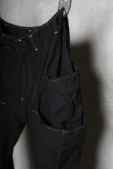 画像9: incarnation / インカネーション / 32071-6472WF / W-PKT W-SNAT PACK PANTS(Garage eden exclusive model)  (9)