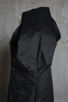 "画像15: Old GT / WR-7308 '' DARK BLACK OIL "" / RAIN STOPPER NYLON HOOD JKT (15)"