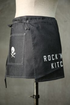 "画像13: Old GT / WR-7302 "" RRK "" / RRK apron+Clutch bag SET (13)"