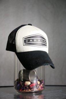 """画像3: Old GT / WR-7309 """" CARAVAN """" / OLD STONE BASEBALL CAP (3)"""
