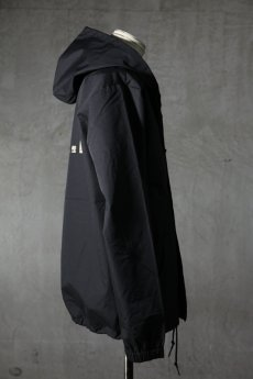 "画像5: Old GT / WR-7308 '' DARK BLACK OIL "" / RAIN STOPPER NYLON HOOD JKT (5)"