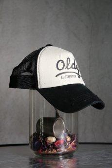 """画像3: Old GT / WR-7306 """" OLD TOUR """" / OLD STONE BASEBALL CAP (3)"""